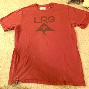 LRG men's tee shirt